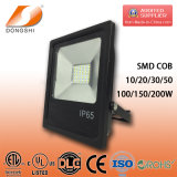 IP65 Slim 50W SMD COB Industrial LED Flood Light