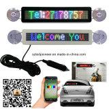 [12ف] سيارة متجر داخليّ إستعمال مصّ فنجان لأنّ [غلسّ ويندوو] تجهيز قابل للبرمجة [سكرولّينغ] رسالة [رغب] [فولّ كلور] [بلوتووث] [لد] سيارة إشارة عرض