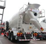 Sinotruk HOWO 6X4 цемента и бетона погрузчик заслонки смешения воздушных потоков