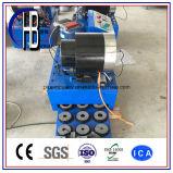 Machine sertissante de boyau hydraulique de gestion par ordinateur de la CE pour l'ensemble de tuyau