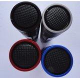 Дешевый карманный электрофонарь промотирования приведенный в действие 1AA миниый СИД с тонкий алюминиевым телом