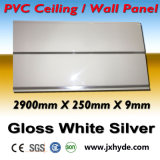 Alta brillante impermeable decoración de la pared y de techo Panel de PVC (RN-111)