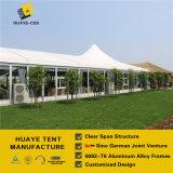 Grandes barracas do evento com a liga de alumínio para a celebração do festival (hy009g)
