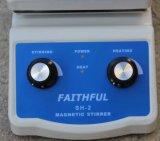 Agitador de placa de alumínio Ce, Agitador magnético de agitador de placa quente