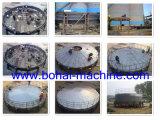Bohaiの螺線形の鋼鉄穀物貯蔵用サイロ