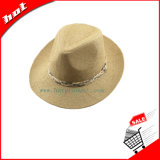 Chapéu de papel de Sun do chapéu de palha de Panamá