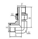 유압 이음쇠 (1FG9-OG)