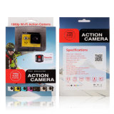 Камера действия спорта степени 30m W9 HD 1080P 30fps 170 водоустойчивая