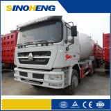 De tri-Assen van Hoka van Sinotruk 6X4 12cbm Vrachtwagen van de Mixer van het Cement
