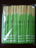 Chopsticks de bambu descartáveis da manufatura de China