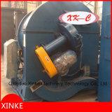 回転バレル車輪の送風タイプショットブラストの磨く機械