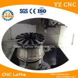 Borde caliente de la venta de Wrc30V que repara la máquina del torno del CNC de la restauración de la rueda de la aleación