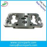 Parti di alluminio di CNC dell'OEM RoHS per la strumentazione di trasformazione dei prodotti alimentari