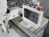 Únicas máquinas controladas por computador principais do bordado/grande máquina do bordado do t-shirt do tampão liso do tamanho
