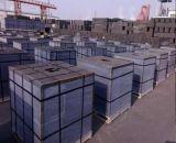 Le meilleur prix bas de vente du bloc à haute densité de graphite d'Isopressing pour l'usage de lingotière de coulée continue