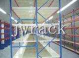倉庫の中型の3コラムの鋼鉄棚(JW-HL-872)