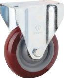 Tipo de serviço médio das Rodas de Guia com Caster do rolamento de esfera dupla (KMx1-M8)