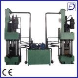 L'aluminium de Hyraulic plaque la machine de presse à briqueter