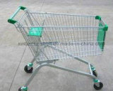 Carro europeu de /Supermarket do trole da compra do estilo da qualidade superior para a venda