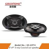 Novo GS-6974 Alto-falantes estéreo para automóvel de 3 Vias 91dB e 20oz íman
