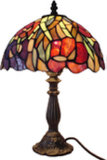 Tiffany Lámpara de mesa (G100271T)