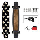 Professional OEM 4 Wheels Skateboard (Dance Long Board Sets)