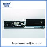 La bebida de la fecha de la inyección de tinta de Leadjet Cij embotella la impresora