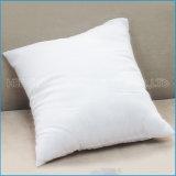 Ammortizzatore normale bianco 100% del cuscino del tessuto di cotone