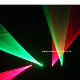 Billig 4 Köpfe Rg Laserlicht/DJ beleuchten