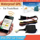 Водонепроницаемый GPS Car Tracker GPS лодки Tracker водонепроницаемый погрузчик Tracker IP66IP67