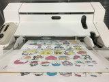 Marca registrada Die máquina de corte para corte de beijar o rótulo de Design