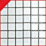 Mosaico di vetro della stanza da bagno dell'hotel per le mattonelle di mosaico delle mattonelle della piscina