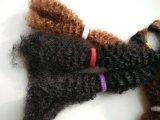 tresses synthétiques synthétiques de cheveu de Kinki Kanekalon d'Afro d'Ombre de crochet de cheveu de tresses de 18inch Marley