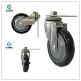 100 mm PU-Rad für Laufkatze