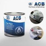 Restitution automobile 1k Basecoat de peinture de véhicule de finis