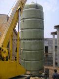 El tanque de FRP en la fermentación del alimento o el sector cervecero