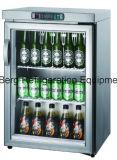 De commerciële Draagbare Koeler van de Frisdrank onder de Koeler van het Bier van de Staaf (BG-108H)