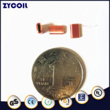 Bobina de cobre de inducción de ferrita en miniatura