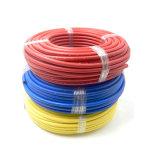 """黄色か赤いYuteか青1/4 """" SAE 600のPsiの冷却するガスの充満ホース"""