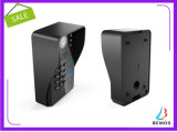"""7 """" дверной звонок внутренной связи телефона двери беспроволочного RFID мониторов цвета 2 пароля WiFi видео-"""