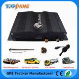 Date puissant Tracker GPS en temps réel des véhicules avec capteur de carburant RFID VT1000 F