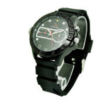 H. 264 HD Waterproof IR Night Vision Mini Camcorder DVR Audio Video Recorder Watch Camera