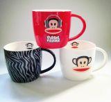 2017 nuevas tazas de café personalizadas de cerámica coloridas
