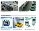 Defibrillator monofase esterno automatizzato VEA portatile dell'ospedale (D-1000A)