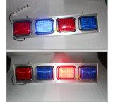 Lumière clignotante de politique de véhicule de politique de sûreté bleue rouge lumineuse superbe de station