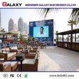 Affichage vidéo/mur/écran extérieurs polychromes de la location P4/P5/P6 DEL de prix concurrentiel pour l'exposition/étape/conférence/concert