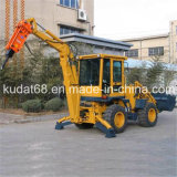 Carregador do Backhoe com Cummins Engine