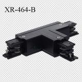 Connecteur de trois des couleurs DEL de piste de lumière accessoires T de longeron (XR-464)