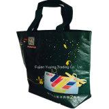 Подгоняйте хозяйственные сумки Tote способа Non сплетенные (YYNWB083)