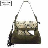 De nieuwe Handtassen van de Vrouwen Pu van de Manier met Gevoelige Leeswijzer (90044#)